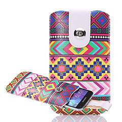 Universal Decorative Back Button Color Catcher Hanging Waist Holster for iPhone 6 5/5S 4/4S 5C