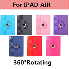 360 Rotating Magnetic PU Leather Case Cover for New iPad air