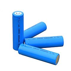 18650 - Li-ion - Batteri - 6800mAh - mAh