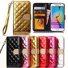 GYM Bling Diamonds Full Body Case for Samsung Galaxy S6 G9200(Assorted Color)