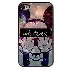 Whatever Design Aluminum Hard Case for iPhone 4/4S