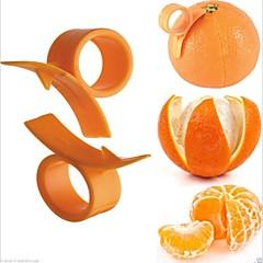 10PCS 주방 도구 오렌지 손가락 개최 껍질 감귤류의 껍질 오프너