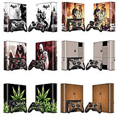 Laukut, kotelot ja suojukset - Xbox 360/XBOX ( PVC/Muovi Uutuudet