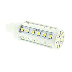 12W G24 Żarówki LED kukurydza T 48 SMD 5060 1200-1400 lm Ciepła biel / Zimna biel Dekoracyjna AC 85-265 V 1 sztuka
