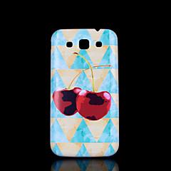 Cherry Pattern Cover fo Samsung Galaxy Win I8552 Case