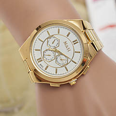Men's Watches Europe And The United States Are Aliens with Hot Gold Watch Cool Watch Unique Watch Fashion Watch