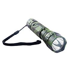 cree stijlvolle LED zaklamp 3-modi camouflage