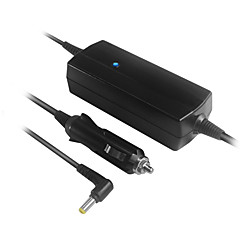 90w Compatible Iaptop Car Power Adapter Mobile Car 5 v2a Charger Dual Usb Car Charger