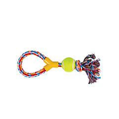 개 / 고양이 장난감 인터렉티브 Rope / 노트 직물