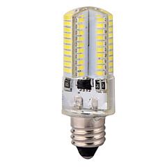 6W LED a pannocchia T 80 SMD 3014 600 lm Bianco caldo / Luce fredda Intensità regolabile AC 110-130 V 1 pezzo