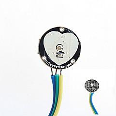 cardiofrequenzimetro del sensore della frequenza cardiaca per arduino