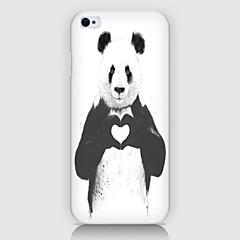 gestos de caso pandas del amor patrón de teléfono de nuevo caso de la cubierta para el iPhone5 / 5