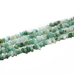 """Beadia Amazonite Stone Beads 5-8mm Irregular Shape DIY Loose Beads For Making Necklace Bracelet 34""""/Str"""