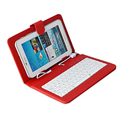 DGZ Universal Keyboard and Case for 7-Inch andriod Tablets