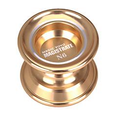 n6 professionnelle alliage d'aluminium de yo-yo