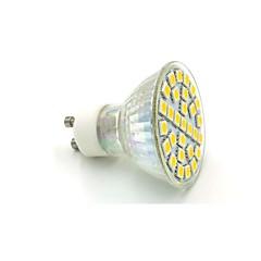 5W GU10 Focos LED C35 29 SMD 5050 10-12 lm Blanco Cálido / Blanco Fresco AC 100-240 V 1 pieza