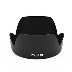 mengs® ew-63ii petal bajonett solblender for Canon EF 28mm f / 1.8, 28-105mm f / 3.5-4.5 II USM