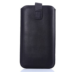 PU Leather 5.2 inch Sheepskin Wave Universal Case for Samsung Galaxy S3/S4/S5/S6