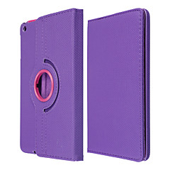 Protective Lychee Pattern 360' Rotation PU and PC Case Cover with Stand for IPAD MINI 1 / 2 / 3