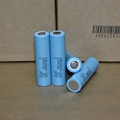 Inr18650 25R 2500mAh 20A High Drain Li Battery E Cigarette Batterie Vaporizer Electronic Screwdriver