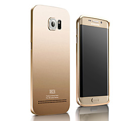 XIBICEN Protective Metal Alloy Turnkey Phone Sets Back Cover Case for Samsung Galaxy S6 Edge Plus