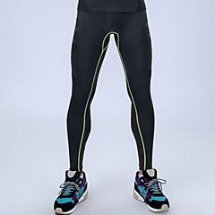 Rajstopy siłownia fitnes kompresji sportowe męskie spodnie wysoka elastyczność zawodowych pracuje Rajstopy leggings mężczyzn uprawiających