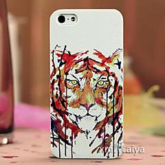 shell proteção colorido estilo de moda de desenho para iphone5 / 5s-P222
