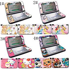 Nintendo 3DS LL (XL) Novedad Bolsos, Cajas y Cobertores - Nintendo 3DS LL (XL)