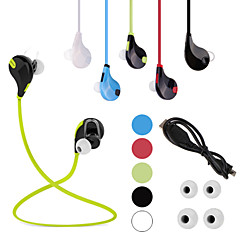 bluetooth headset v4.1 atle (ørepropper, in-ear) øretelefoner for samsung galaxy a7 a3 a5 s6