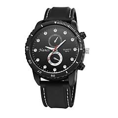 hete verkoop 2015 fashion siliconen analoge outdoor sporthorloge topkwaliteit quartz militaire horloge mannen Relogio masculino