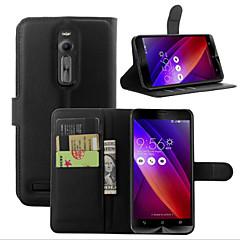 litchi autour impasse ouverte étui de téléphone adapté pour Asus zenfone 2 ze551ml (couleurs assorties)