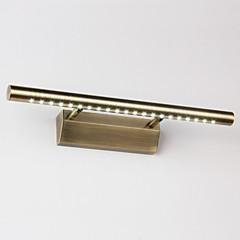 Iluminación baño LED / Bombilla Incluida Moderno/ Contemporáneo Metal