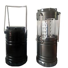 LED - 캠핑/등산/동굴탐험/일상용/일 - 확장 튜브 ( 줌이 가능한 1 모드 250 루멘 AA LED 배터리 기타