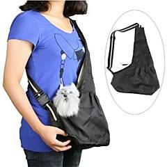 di alta classe colorato oxford panno fionda trasportino gatto cane durevole tote singolo sacchetto di spalla 3 dimensioni