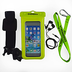 waterproof bike mount mobile phone bag
