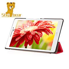 caso estande tímido urso ™ capa de couro para Asus zenpad 7.0 Z370 z370c z370cg tablet