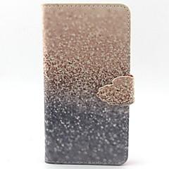 Varten Samsung Galaxy kotelo Korttikotelo / Tuella / Flip / Kuvio / Magneetti Etui Kokonaan peittävä Etui Liukuvärjätty Tekonahka Samsung