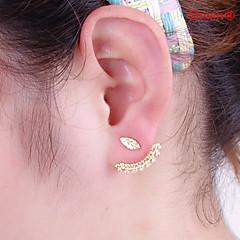 Shixin® Alloy Earring Ear Cuffs Party/Daily/Casual 2pcs