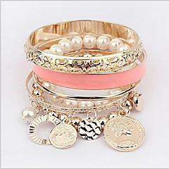 Cusa Cutout Multirow Bracelet