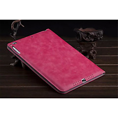 Solid Color PU Leather Auto Sleep/Wake UP Folio Cases Envelope Cases For iPad mini 2 3 (Assorted Color)
