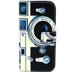 Mert Samsung Galaxy tok Kártyatartó / Pénztárca / Állvánnyal / Flip Case Teljes védelem Case Rajzfilmfigura Műbőr SamsungS6 edge / S6 /