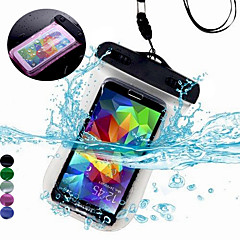 Super PVC Waterproof Bag for Samsung Galaxy Note 2/3/4 Note 5 (Assorted Colors)