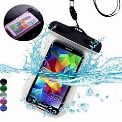 Super pvc wasserdichte Tasche für Samsung Galaxy Note 2/3/4 Anmerkung 5 (verschiedene Farben)