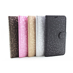 Flip Cover Card Slot Diamond Fashion Mobile Phone Shell  for Samsung S2/S3/S4/S5/S6/S6 Edge/S4 Mini Assorted Colors