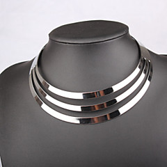 Choker Necklaces Alloy Wedding / Party / Daily / Casual 1pc Jewelry