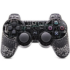 SIXAXIS dualshock3 ג'ויסטיק האלחוטי Bluetooth gamepad בקר נטענת עבור PS3