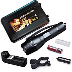 LED taskulamput/Pyöräilyvalot/Käsivalaisimet -