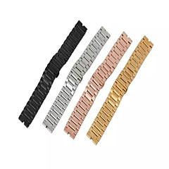 pulseira de relógio de aço inoxidável para lg W110 (cores sortidas)