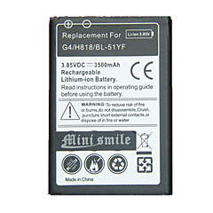 3500 - LG - LG G3 - 교체 용 배터리 - G4 - 아니요