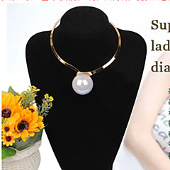 All-match large pearl necklace female Necklace